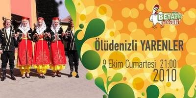 Oludeniz Dancers - expat performers are off on their travels again this week to the Chicken Festival in Bolu in the Black Sea region of Northern Turkey