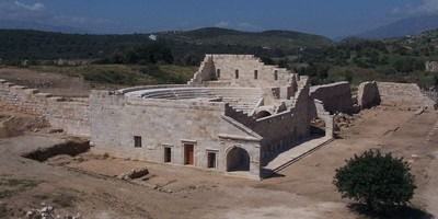 Patara is a must see for those on holiday to Kalkan and Fethiye