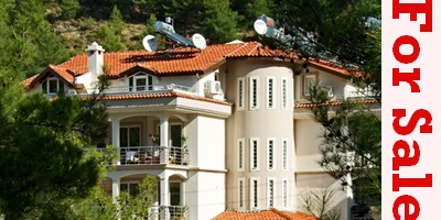 For sale Luxury 5 Bedroom Duplex Apartment in Fethiye.
