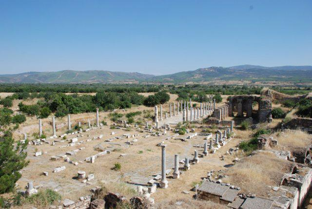 Ancient ruins of Aphrodisias in Turkey added to UNESCO World Heritage list