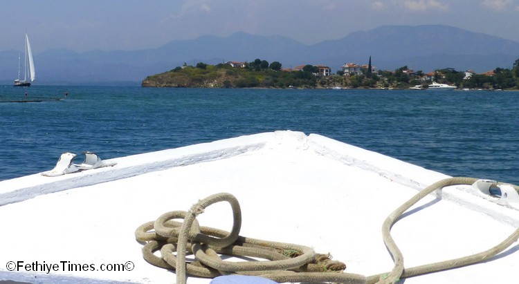 Day Trip from Fethiye – Go To Sovalye Island