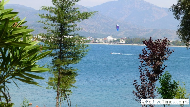 Day Trip from Fethiye – Go To Sovalye Island - View over to Calis