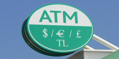 Fethiye Times image of a Turkish ATM