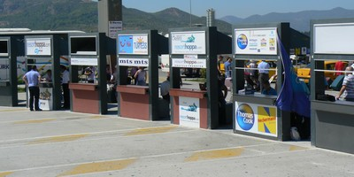 Dalaman Airport - Check in Desks