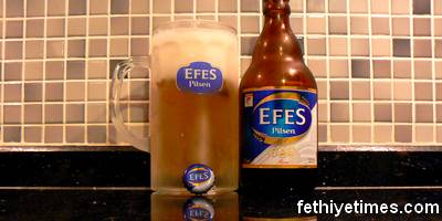 This is 'my' Efes. www.fethiyetimes.com