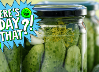 It's Pickle Day!