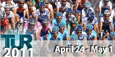 Fethiye will once again host an international band of cyclists competing in the annual Tour of Turkey cycle race that wil take place this year on the 28th and 29th April 2011.
