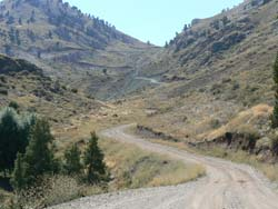 The long and winding road that leads to Elmali