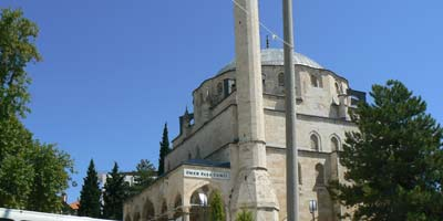 The Mosque Elmali