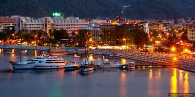 For those choosing Marmaris, Fethiye, Gumbet or Olu Deniz for a dose of fun in the sun, staying up isn't quite essential but it's certainly recommended. Picture copyright www.wowturkey.com
