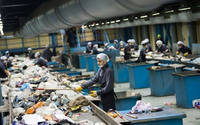 Turkey works to improve recycling and waste management