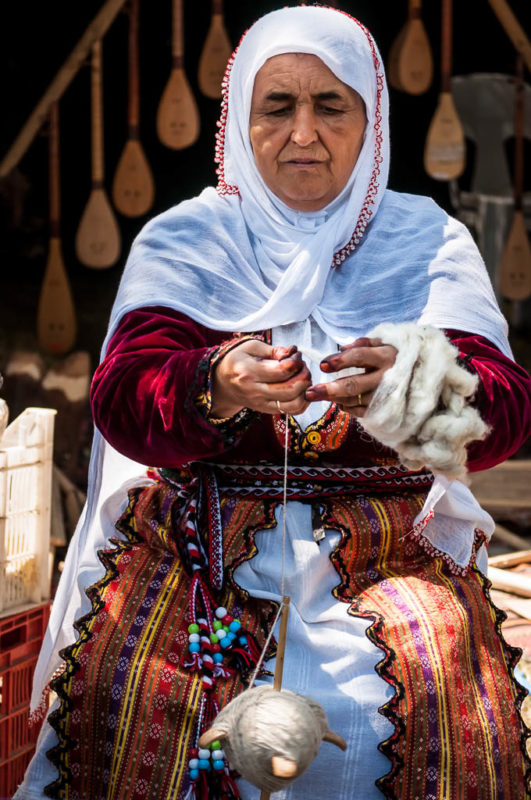 Yörük - the nomads of Turkey