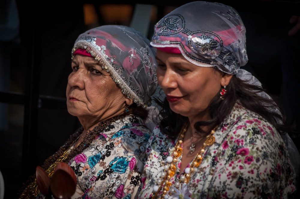 Faces of the Yörük - the nomads of Turkey