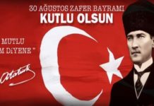 Zafer Bayramı (Victory Day) - a day of National pride