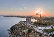 104th anniversary of the Gallipoli Campaign