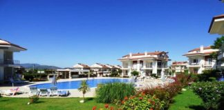 Spot Blue Property of the Month - Three Bedroom Apartment For Sale in Çalış
