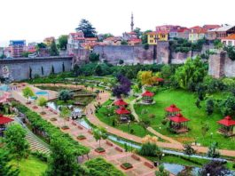 Trabzon - a city dotted with reminders of its rich past