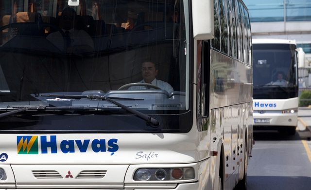 Dalaman Airport Bus Services