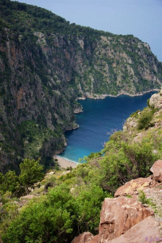 Hiking in Turkey - be sensible and safe