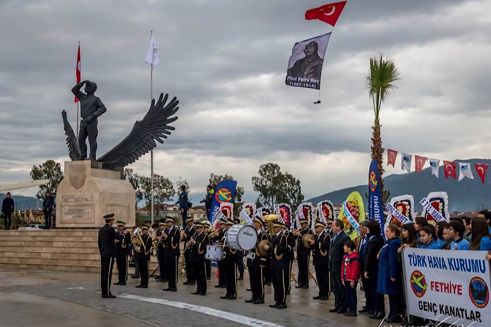 In photos: Fethi Bey - commemorating 104 years since his death