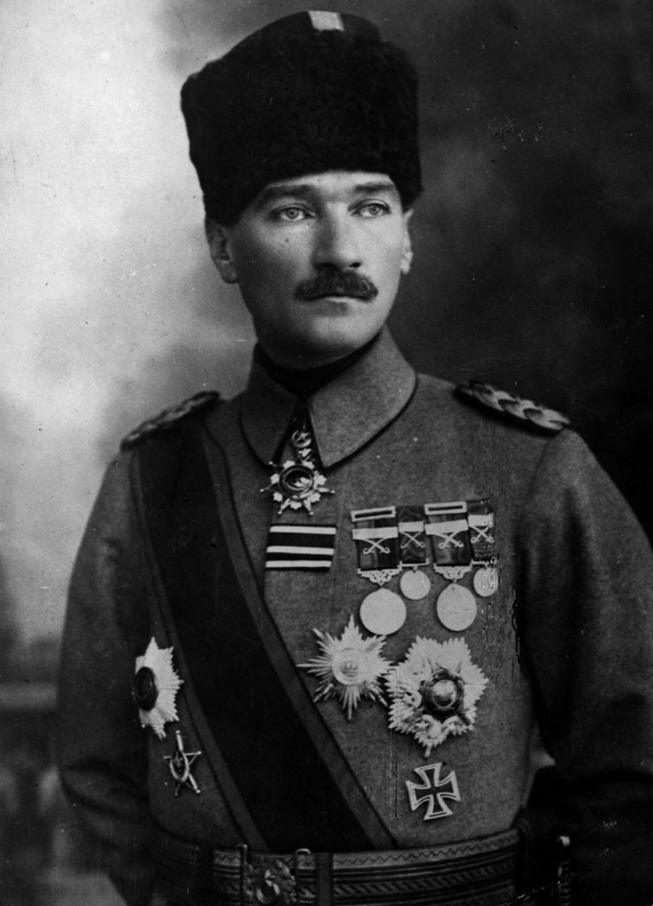 Discover Turkey: Mustafa Kemal Atatürk - the creator of modern Turkey