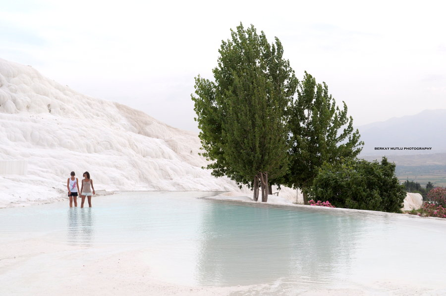 Pamukkale - the Cotton Castle