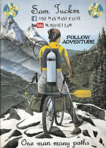 One Man Many Paths - the next adventure