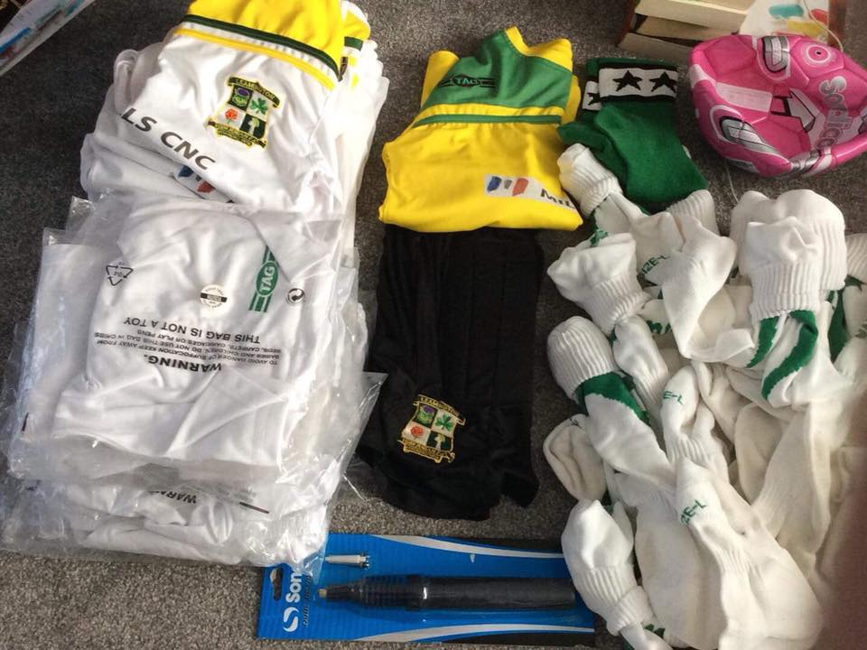 Charity News & Events – week ending 10 November 2018 - FIG scores with donation of football kit to local school