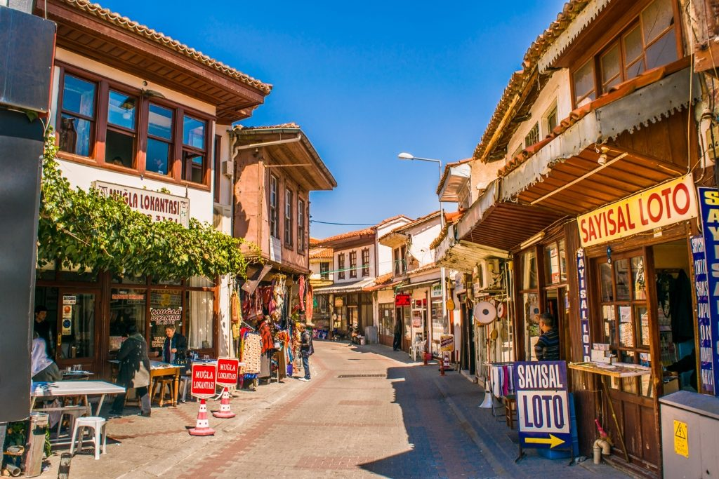 Muğla - an attractive tourist destination