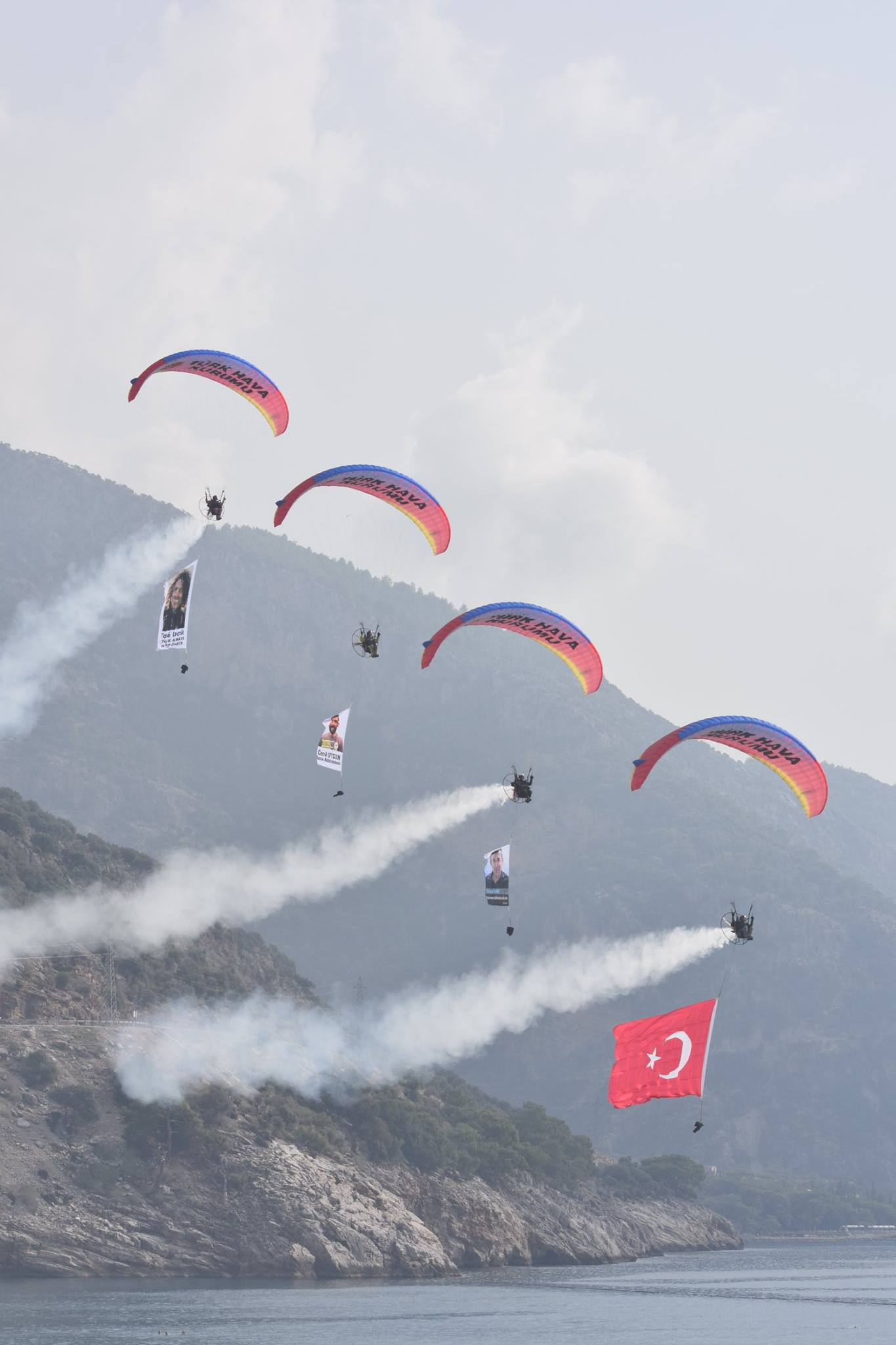 The spectacular 19th International Ölüdeniz Air Games - a