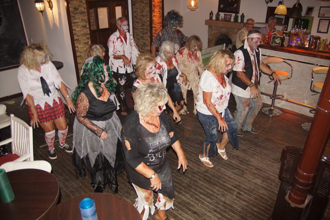 Charity News & Events – week ending 3 November 2018 - Halloween Night at the Winehouse, Üzümlü