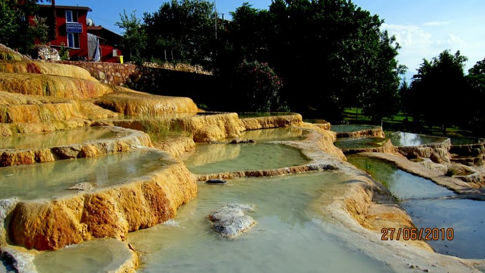 Pamukkale: A paradise of history