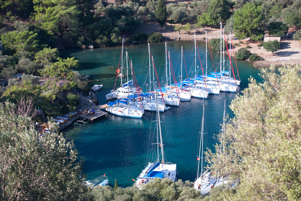 Whistle Stop Tours - Göcek Bay