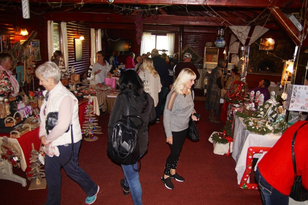 A successful Christmas Fayre for Animal Care Uzumlu