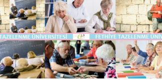 Fethiye Tazelenme - The University of The Third Age comes to Fethiye