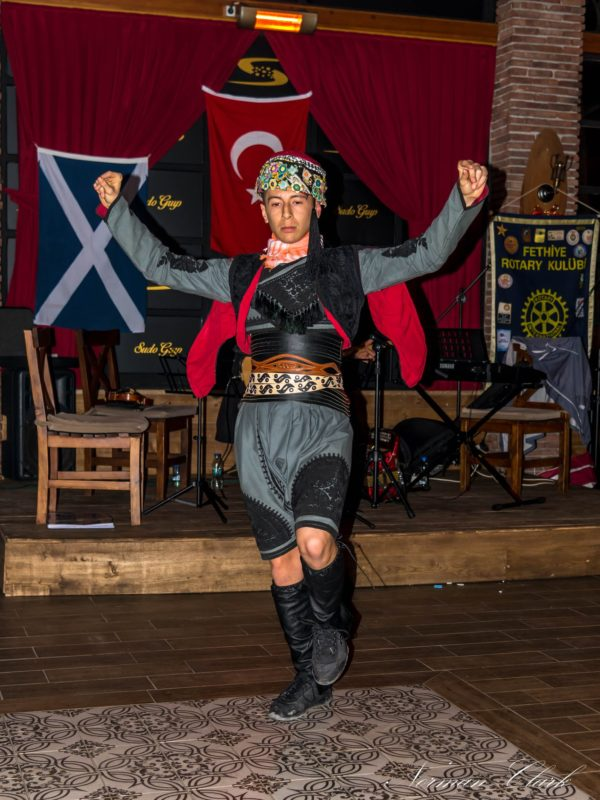 Fethiye celebrates the 260th anniversary of the birth of Robert Burns