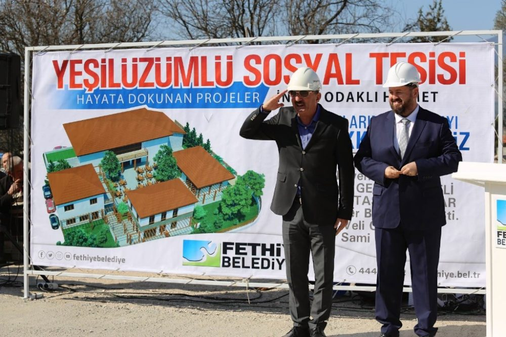 New arts and culture centre for Üzümlü