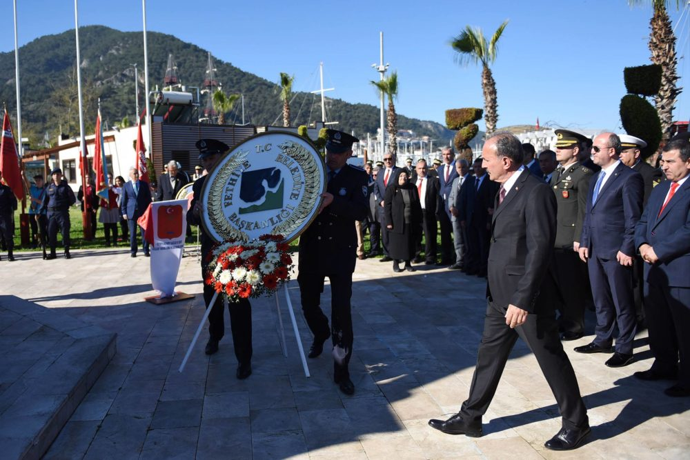 Turkey marks the 104th anniversary of the Gallipoli Campaign