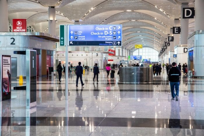 Switch to the new Istanbul airport is the biggest move in aviation industry