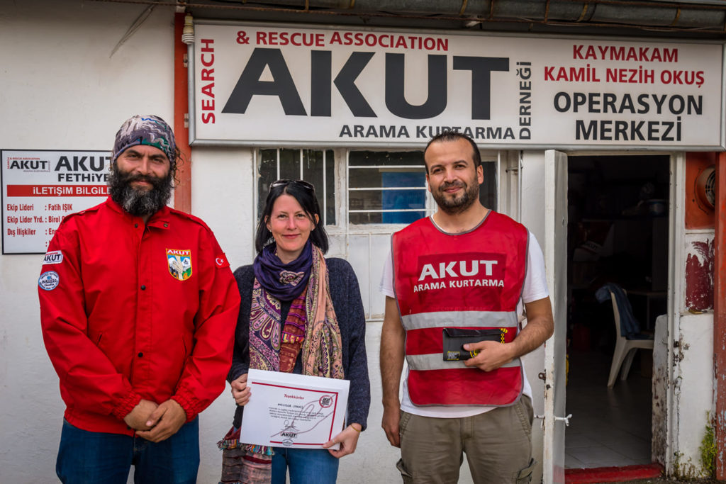 AKUT - brave and bold, every day