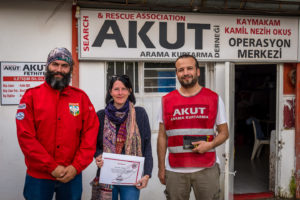 AKUT Earthquake Awareness Presentation - English Language @ Fethiye Culture Centre