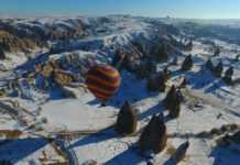 Cappadocia, Mt. Erciyes: Turkey's hottest winter destinations