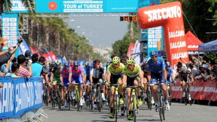 54th Presidential Turkey Cycling Tour (9 - 14 October 2018)