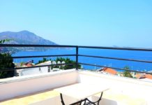 Spot Blue Property of the Month – sea view detached villa in the centre of Kalkan
