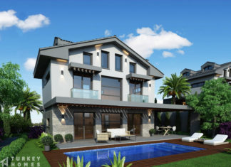 Turkey Homes Property of the Month - off-plan luxury villas with valley and mountain views in Ovacık
