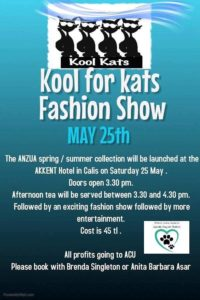 Kool for Kats Fashion Show @ AKKENT Hotel in Çalış