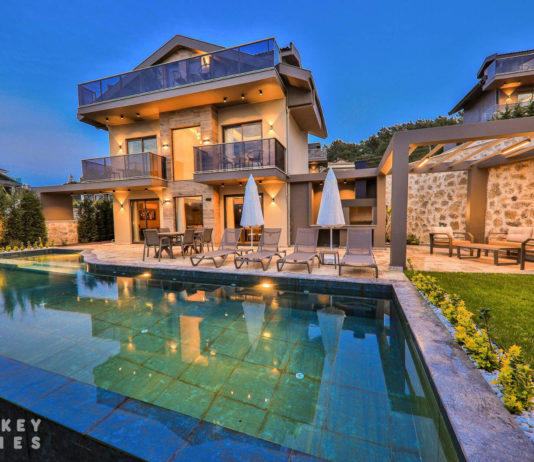 Turkey Homes Property of the Month – newly built luxury villas with private spa facilities