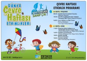 World Environment Week - events in Fethiye @ Various