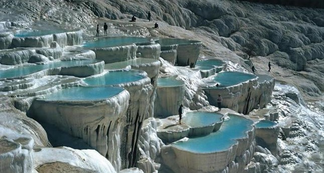 Pamukkale: A paradise of history and wellness