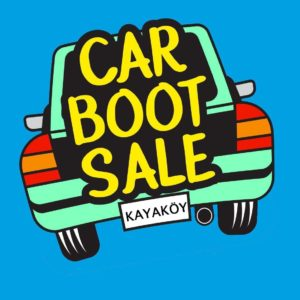Kayaköy Car Boot Sale & Craft Fair - first Sunday of every month @ Restaurant Bay Efetto